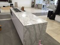 Supplier, templater and fitter of granite and Quartz worktops