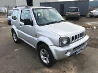 2005 Suzuki Jimny Jlx 1.3, Air Con, Alloys, 2 Owners, immaculate, 12 Month Mot, 3 Month Warranty