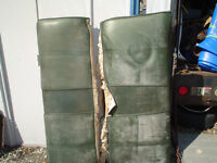 REAR SEAT SET OUT OF 1970 DODGE DART