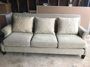 SOFA AND TWO CHAIRS DECOR REST FURNITURE