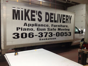 Saskatoon Appliance Delivery 306 202 2893