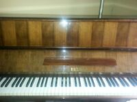 Petrof Piano for sale with bench