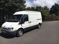 Ford transit 2.0 td mwb 12 months mot PX welcome