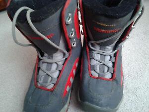 Kemper Boots