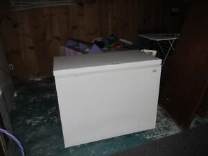 Used 9 cuft chest freezer