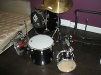 complete drumset for sale