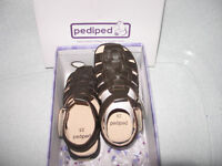 NEW Unisex Pediped Leather Sandals