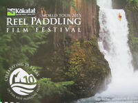 PADDLING FILM FESTIVAL -Thurs. May 7th @ 7:pm Towne Theatre