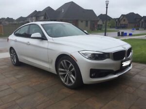 2015 BMW 328i Gran Turismo for 38K with low mileage