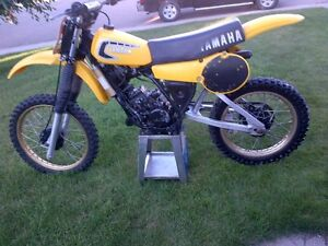 1981 YZ125 for sale