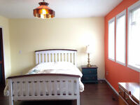 Furnished 5 beds and 3.5 baths SW utilities&shaw included