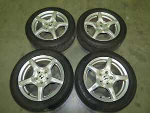 JDM 00-03 Honda S2000 AP1 OEM Wheels Rims Staggered 5x114.3