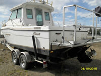 2003 seaswirl 350 300 hp  alaskan bulk head low hours trades