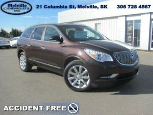 2015 Buick Enclave Premium  - Cooled Seats -  Heated Seats - Nav