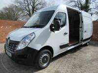 RENAULT MASTER LM35 LWB BUSINESS 125 BHP BLUETOOTH 3 SEATS