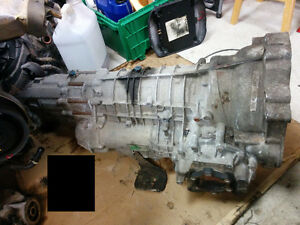 Audi A4 5spd Tiptronic transmission B6 2002-2005