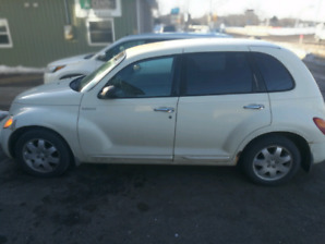 2005 PT cruiser just fixed all issues before sell
