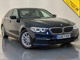 image for 2017 67 BMW 520D SE AUTO SAT NAV REVERSING CAMERA LEATHER INTERIOR SVC HISTORY