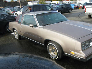 1983 Oldsmobile Cutlass Sedan