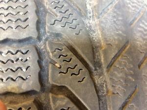 235/70R16 Snow Tires B F Goodrich