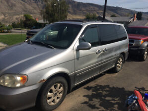 2006 Kia Sedona Ex - Luxury Package Minivan, Van
