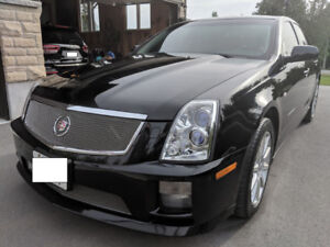 Sale or trade - Rare!  2006 Cadillac STS-V, supercharged 470+hp