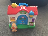 Fisher price puppys house