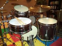 Wanted Ludwig Black Beauty Snare drum
