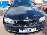 2009 59 BMW 1 SERIES 2.0 120D SE 5D 174 BHP DIESEL