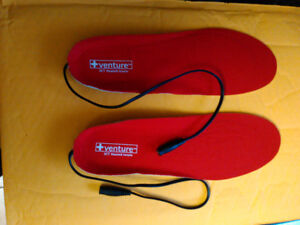 VENTURE ELECTRIC INSOLE FOR SNOWMOBILE ATV MOTORCYCLE DIRTBIKE