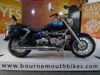 TRIUMPH BONNEVILLE AMERICA 865 2009 '59