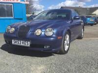 Jaguar S-TYPE 2.5 V6 auto Sport**3MONTHS WARRANTY