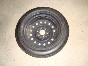 Spare Tire from 2008 Chevy Uplander
