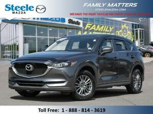 2017 Mazda CX-5 GX Unlimited KM Warranty