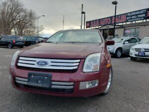 2007 Ford Fusion 4dr Sdn V6 SEL FWD ,Leather , fully Power