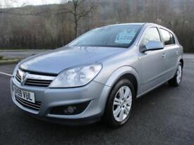 Vauxhall Astra Design 5dr PETROL MANUAL 2009/59