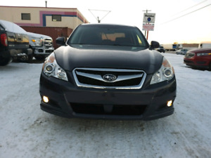 2011 Subaru Legacy all-wheel drive with paddle shifter