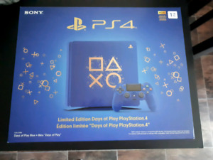 Limited edition days of play ps4 $450 obo