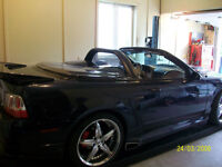 2003 Ford Mustang  GT Body Kit Cabriolet