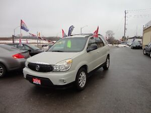2006 Buick Rendezvous CXL SUV, Crossover E-TESTED & CERT