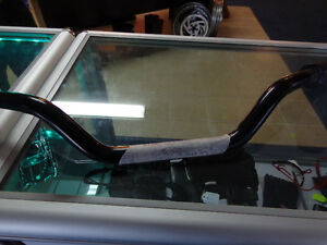 Harley bars with Willie-G grips   recycledgear.ca Kawartha Lakes Peterborough Area image 2