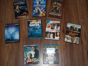 FILMS/ MOVIES      *$10 FOR ALL*  9 films/ 9 movies