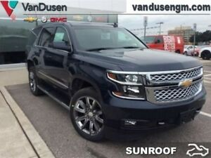 2017 Chevrolet Tahoe LT  - Leather Seats - Sunroof - $365.78 B/W