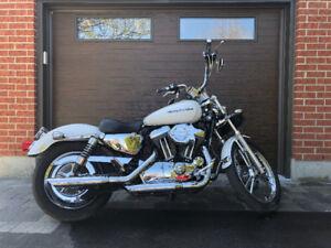 2004 Harley Davidson Sportster 1200 Custom