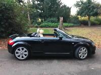 Audi TT Roadster 3.2 DSG Quattro 88k Miles A Family Business Est 18 years