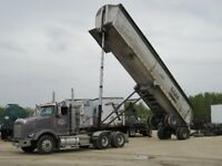 Class 1 Truck Driver with Heavy Equipment Operator Experience