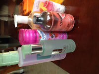NEW variety of skin care products