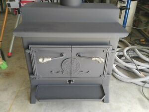 KOZI III air tight wood stove