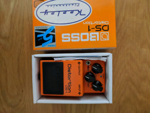 Keeley DS-1 distortion pedal