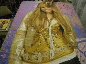 HANNAH MONTANA BLANKET AND PILLOW CASE